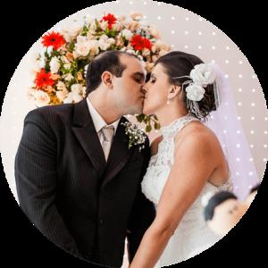 Tatiana Hyppólito e Thiago – Noivos